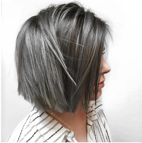 Short Bob Haircuts with Bangs:  The Trending New Look For Women Of All Ages