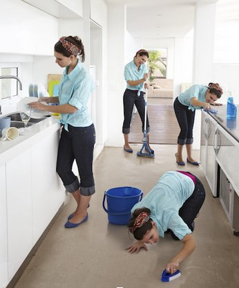 Do Not Try This At Home – Cleaning Tasks That Need A Professional